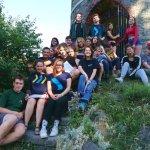 Mezinárodní workcamp na Hauenštejně