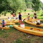 Vodácký víkend na Sázavě